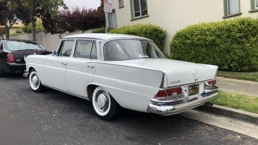 1964 Mercedes-Benz 220seb