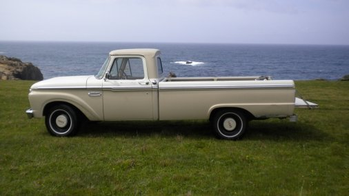 1965 Ford F100 Custom Cab LB