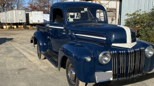 1946 Ford MODEL 6GC 1/2 TON