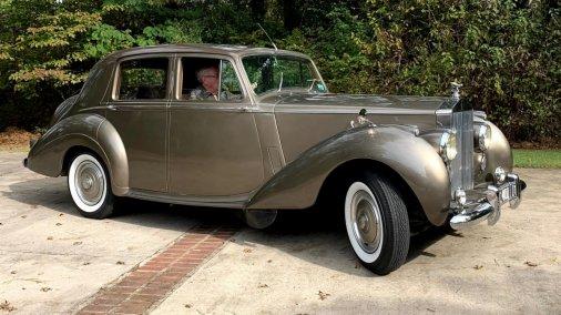 1955 Rolls-Royce Silver Dawn