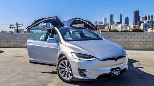 2017 Tesla Model X (Truck)