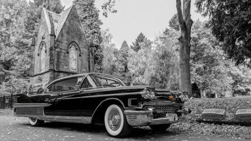 1958 Cadillac Fleetwood 60 Special