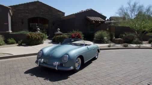 1957 Porsche 356 Tribute