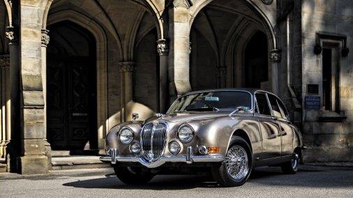1967 Jaguar S Type