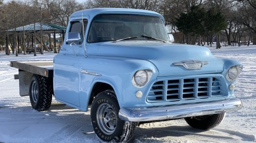 1955 Chevrolet Series 3100