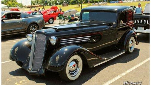 1934 Buick 90
