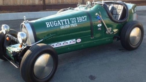 1927 35B Bugatti