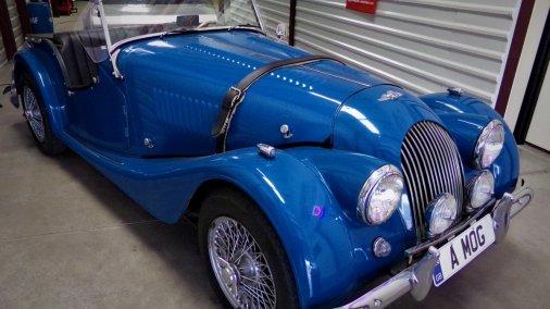 1963 Morgan Plus 4
