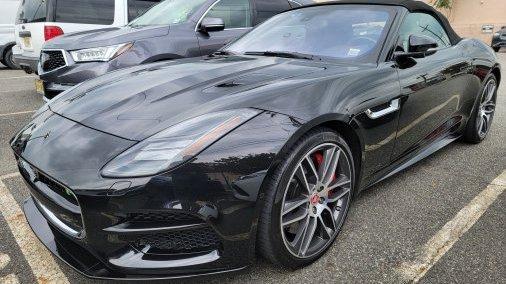 2018 Jaguar  F-type R
