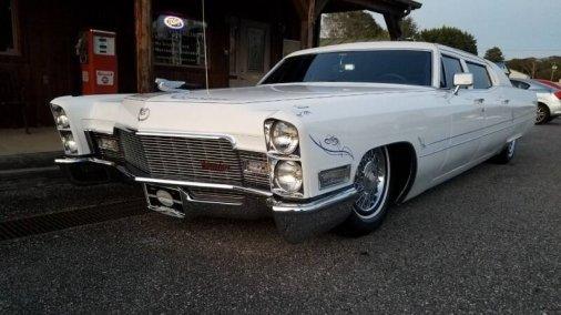 1968 Cadillac Fleetwood Series 75