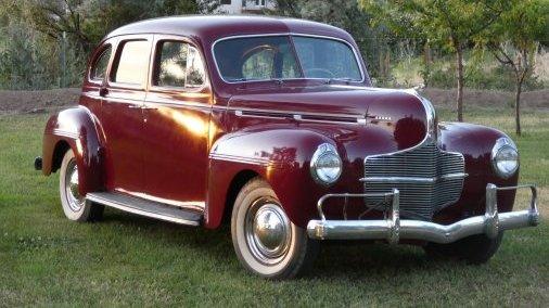 1940 Dodge D14