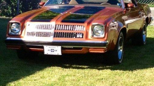 1975 Chevrolet Laguna S-3