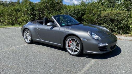 2009 Porsche 911 4S Cabriolet