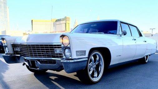 1967 Cadillac Fleetwood 70