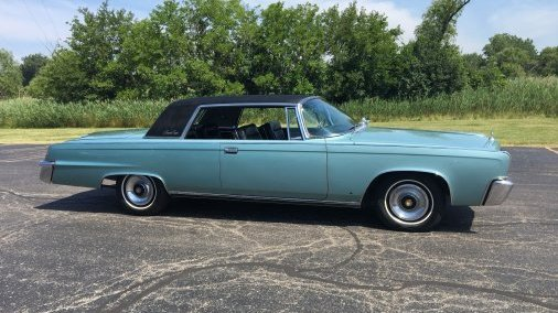 1965 Imperial Crown Coupe