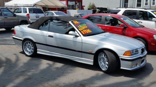 1999 BMW M3Ci