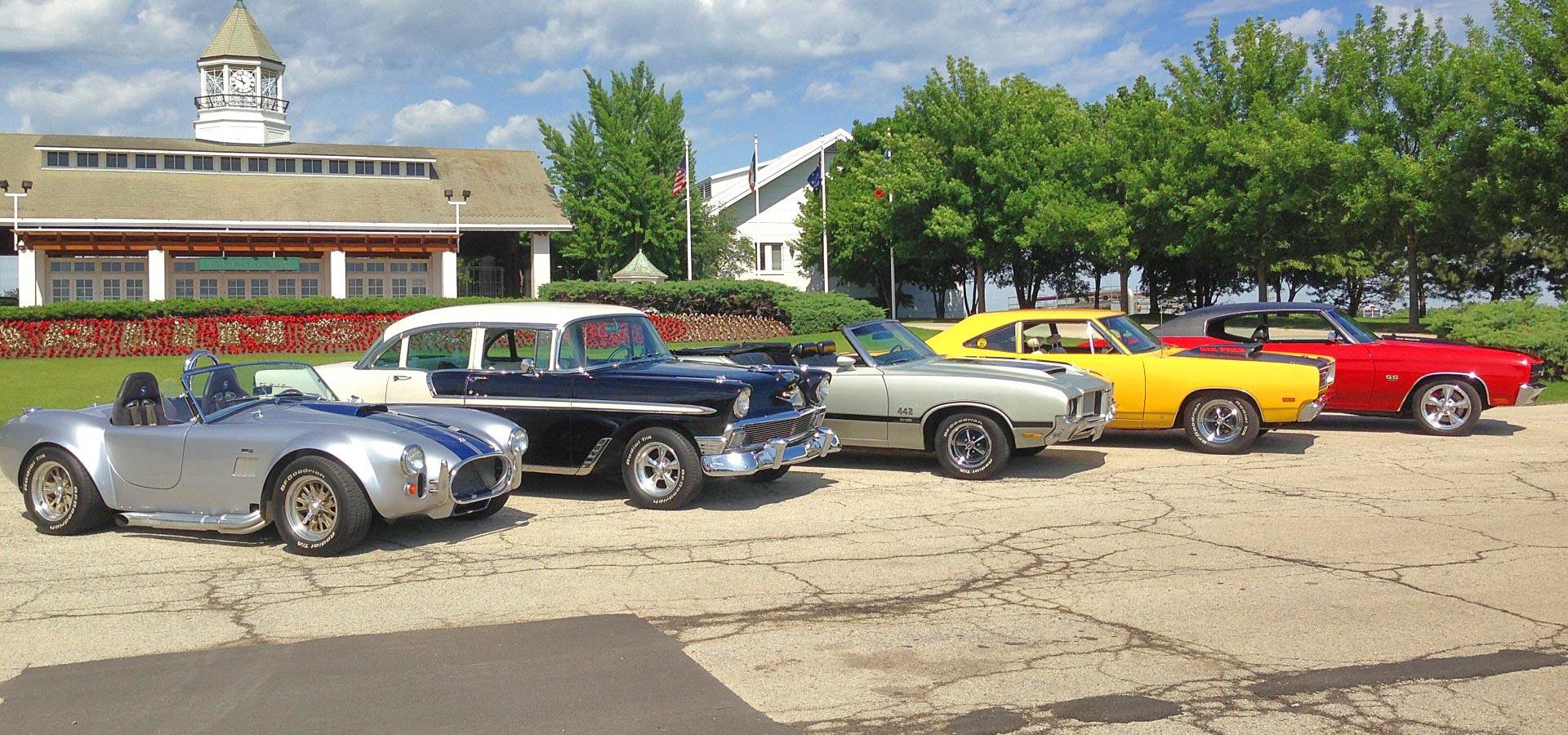 American Classic Rides, Fox River Grove, IL