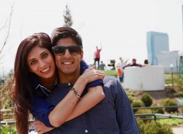 Avi and Isha  Sharma