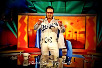 Dodger Elvis
